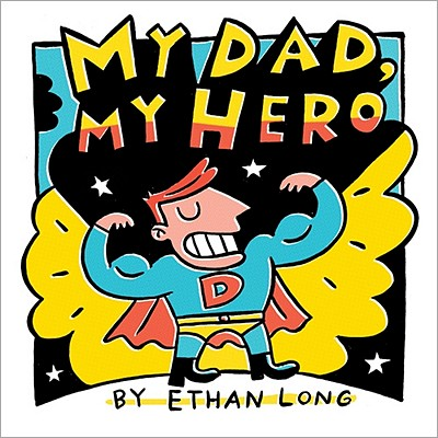 My Dad, My Hero Cover