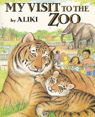 My Visit to the Zoo Cover