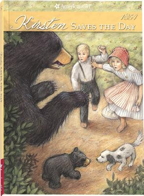 Kirsten Saves the Day Cover Image
