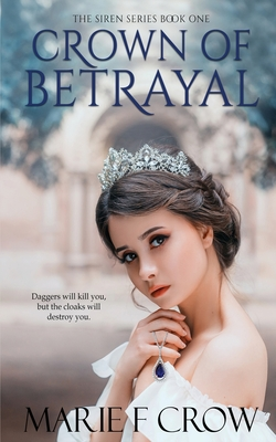 Crown of Betrayal Cover Image