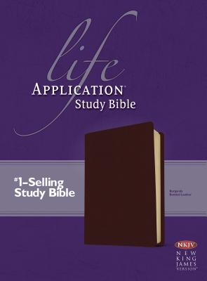 Life Application Study Bible-NKJV Cover Image