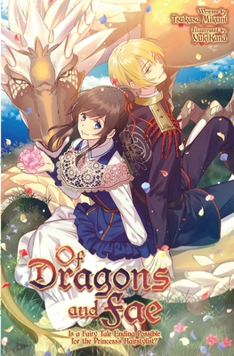 Cover for Of Dragons and Fae