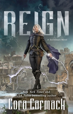 Reign (Stormheart #3) Cover Image