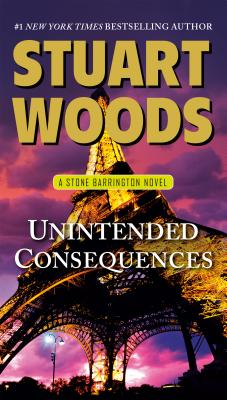 Unintended Consequences: A Stone Barrington Novel Cover Image
