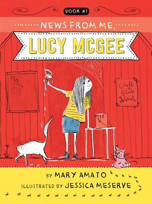 News from Me, Lucy McGee Cover Image