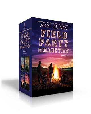 Field Party Collection Books 1-4: Until Friday Night; Under the Lights; After the Game; Losing the Field Cover Image