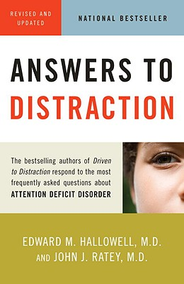 Answers to Distraction Cover