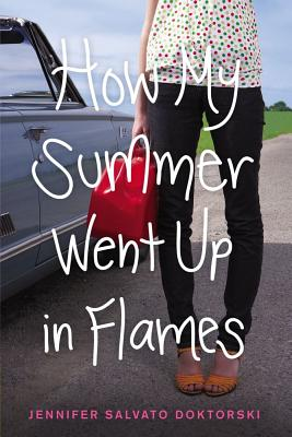 How My Summer Went Up in Flames Cover