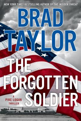 The Forgotten Soldier (Pike Logan Thriller) Cover Image