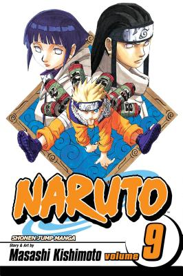Naruto, Vol. 9 cover image