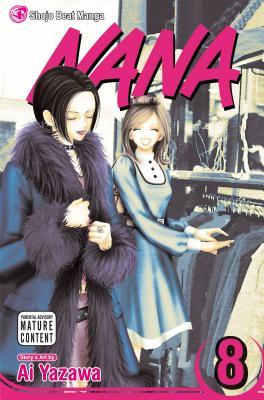 Nana, Vol. 8 Cover Image