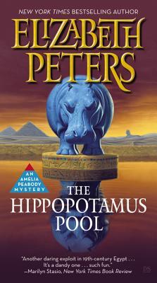 The Hippopotamus Pool (Amelia Peabody #8) Cover Image