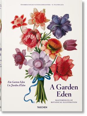 A Garden Eden. Masterpieces of Botanical Illustration Cover Image