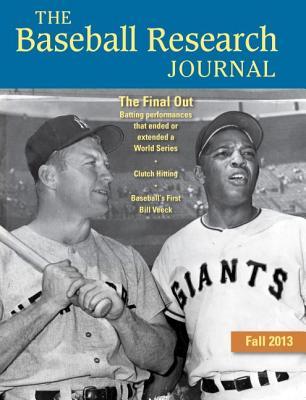 Baseball Research Journal (BRJ), Volume 42 #2 Cover Image