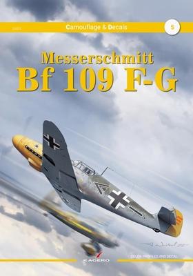 Messerschmitt Bf 109 F-G (Camouflage & Decals) Cover Image