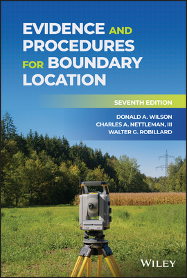 Evidence and Procedures for Boundary Location Cover Image