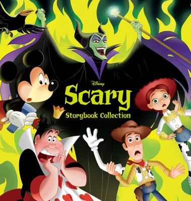 Scary Storybook Collection by Disney