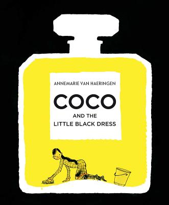 Coco and the Little Black Dress Cover Image