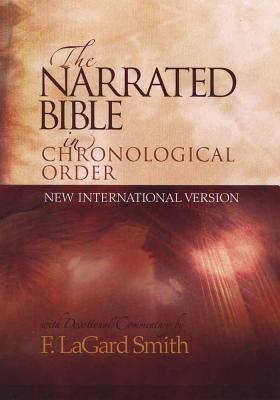 Narrated Bible-NIV Cover Image