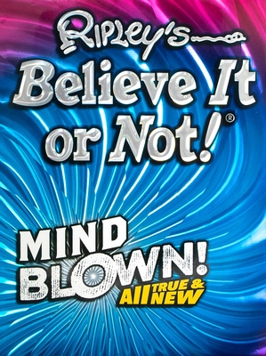 Ripley's Believe It Or Not! Mind Blown (ANNUAL #17) Cover Image