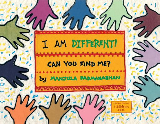 I Am Different! Cover