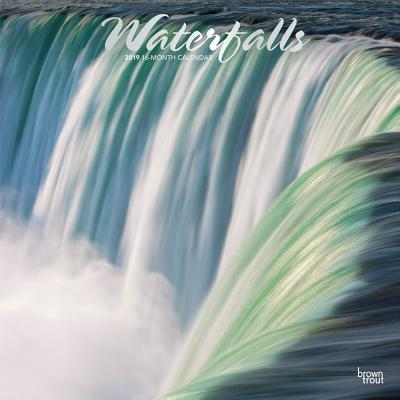Waterfalls 2019 Square Foil Cover Image