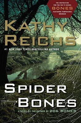 Spider Bones Cover