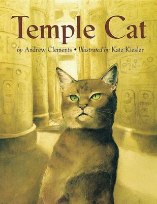 Temple Cat Cover