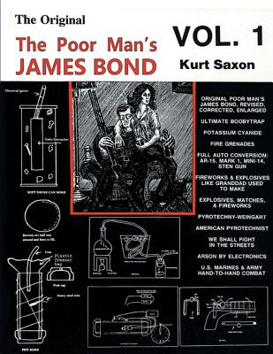 The Poor Man's James Bond (vol. 1) Cover Image