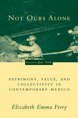 Not Ours Alone: Patrimony, Value, and Collectivity in Contemporary Mexico Cover Image