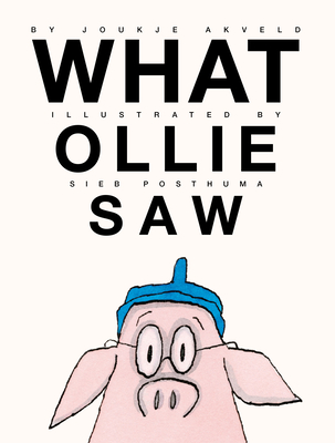 What Ollie Saw Cover Image