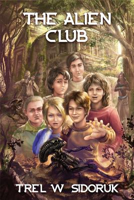 The Alien Club Cover Image