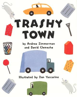 Trashy Town Cover