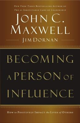 Cover for Becoming a Person of Influence