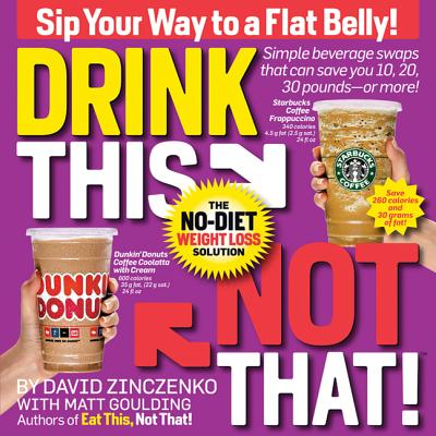 Drink This Not That! Cover