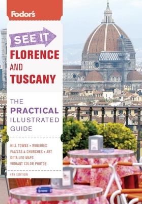 Fodor's See It Florence and Tuscany Cover