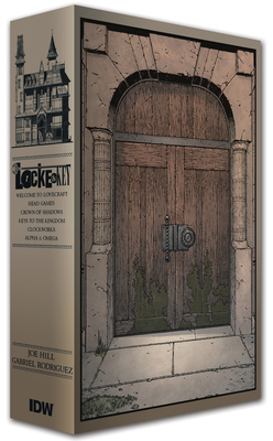 Locke & Key Slipcase Set  cover image