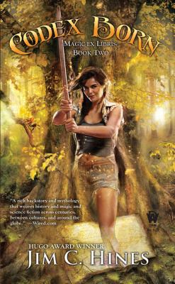 Codex Born (Magic Ex Libris #2) Cover Image