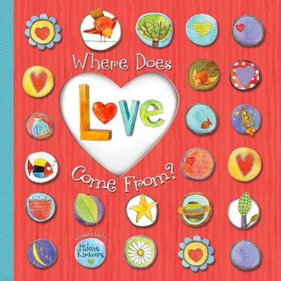 Where Does Love Come From? Cover