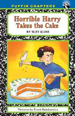 Horrible Harry Takes the Cake Cover Image