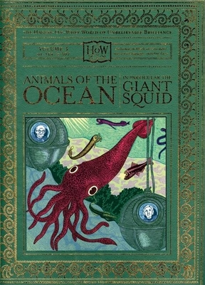 Animals of the Ocean, in Particular the Giant Squid Cover