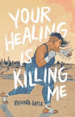 Your Healing Is Killing Me Cover Image