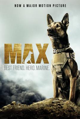 Max: Best Friend. Hero. Marine. Cover Image