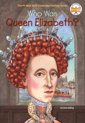 Who Was Queen Elizabeth? (Who Was?) Cover Image