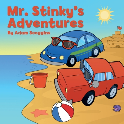 Mr. Stinky's Adventures Cover Image