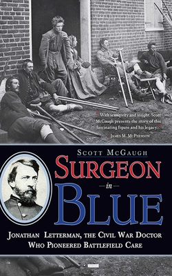 Surgeon in Blue Cover