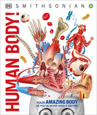 Human Body! (Knowledge Encyclopedias) Cover Image