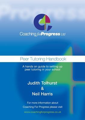Peer Tutoring Handbook Cover Image