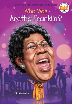 Who Was Aretha Franklin? (Who Was?) Cover Image