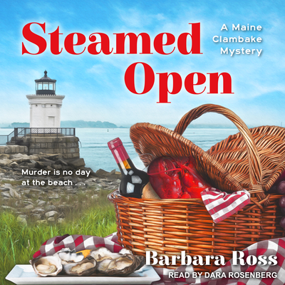 Steamed Open (Maine Clambake Mysteries #7) Cover Image